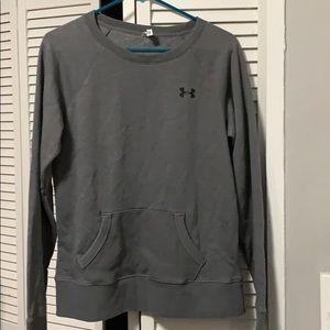 Under armor sweatshirt in medium